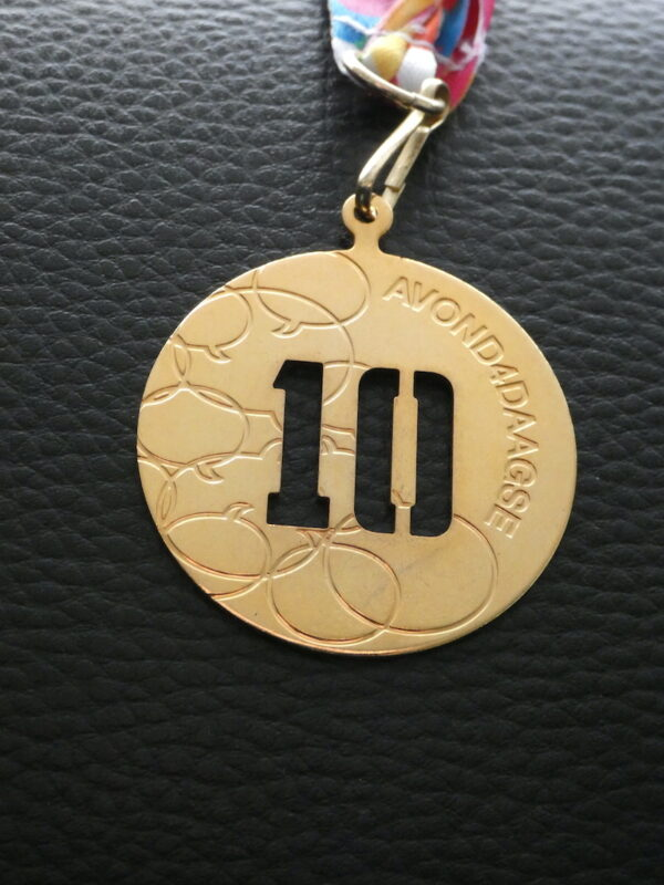 Medaille 10