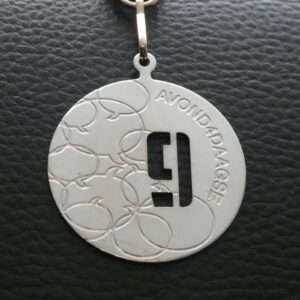 Medaille 9
